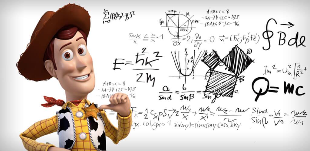 Pixar-Matematica